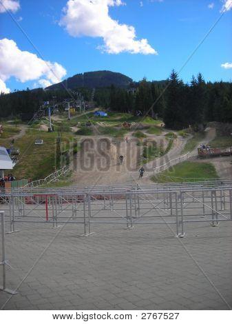Whistler Ski Resort During The Summer
