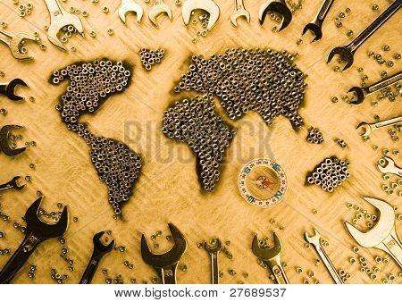 Tools around the world