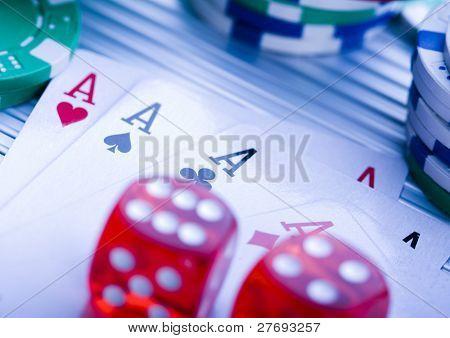 & Cartões de Casino