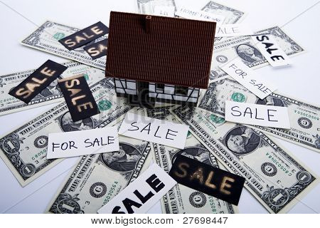 Houses for sale & Money