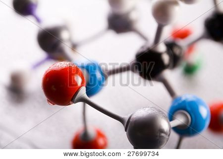 Construção molecular