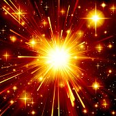 Abstract, Background, Lovely, Black, Bright, Explosion, Holiday, Design, Energy, Explosion, Flaming, poster