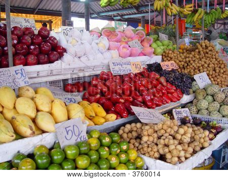 Fruits And Prices