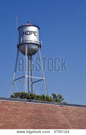Hope Water Tower