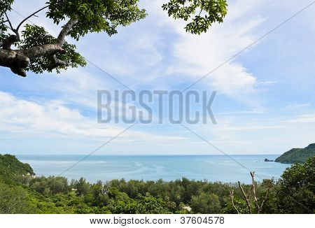 Gulf Of Thailand Seascape