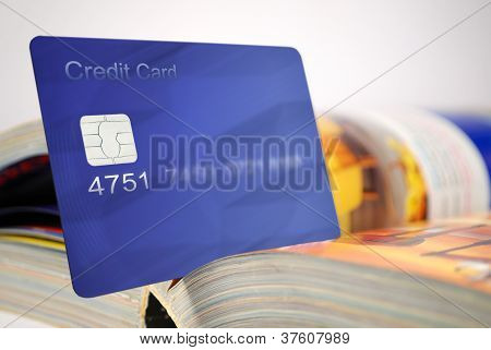 Credit Card And Catalog
