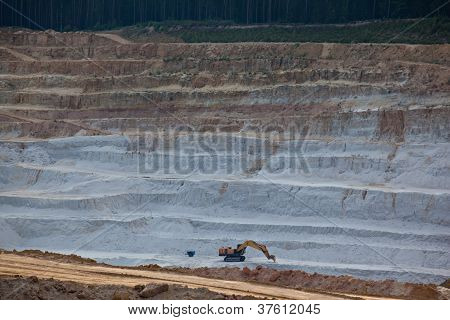 Glass Sand Quarry