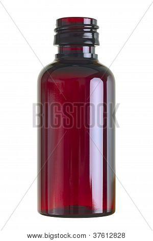 Small Glass Bottle