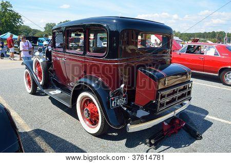 Restored 1932 Chevrolet Car