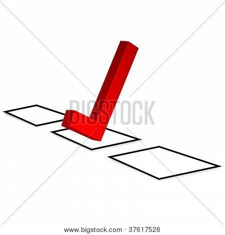 Ticking Vector Illustration