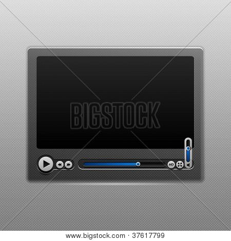 Media Player User Interface