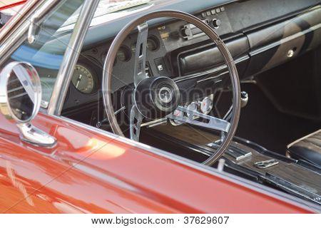 1969 Dodge Coronet Rt Interior