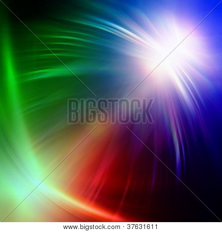 Rainbow Colorful Lights