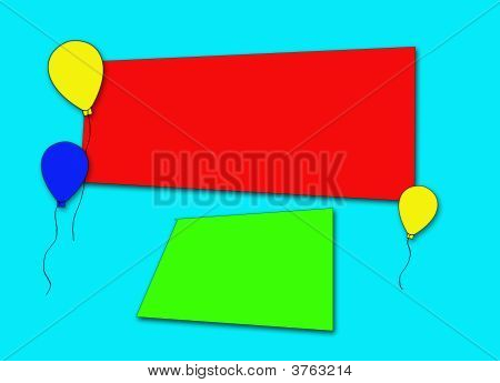 Balloons And Boxes
