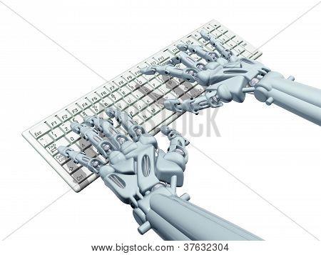 Robot Computer