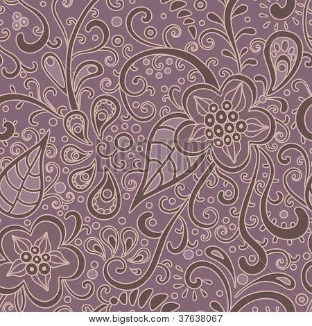 Orient-floral-pattern