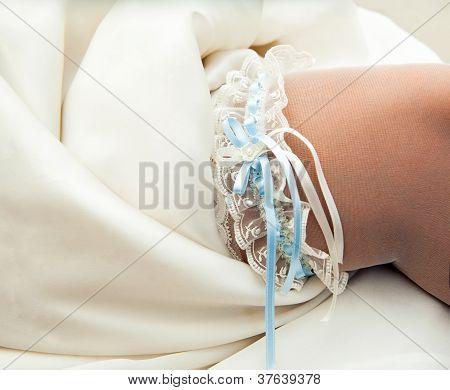 Beautiful Lace Garter