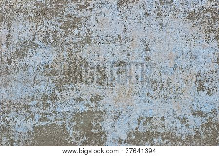 Texture Of Rough Plastered Walls.