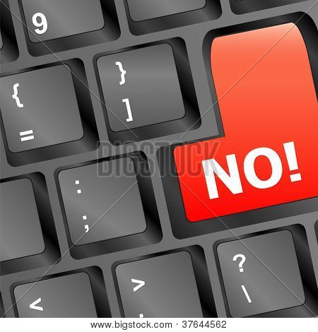 kein Text auf einer Schaltfläche Tastatur