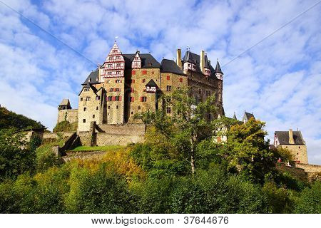 Burg Eltz Alemania