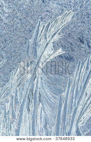 ice accretion on window