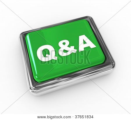 3D Push Button Q&a