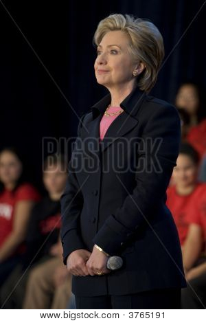 Rally de Hillary Clinton