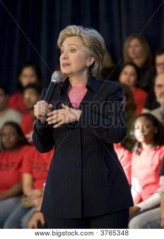Rally de Hillary Clinton