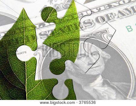 Puzzle Over Us Economy