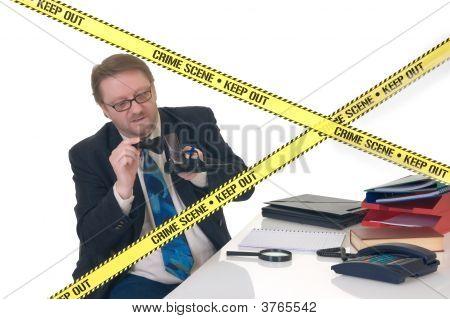 Csi Crime Scene Investigator