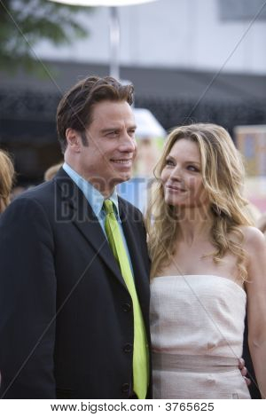 John Travolta And Michelle Pfeiffer