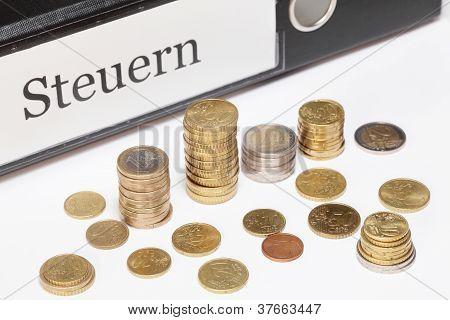 tax binder