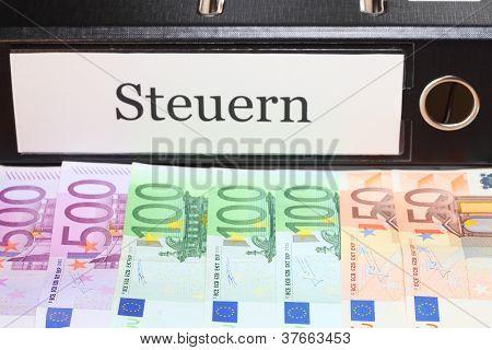 black tax binder
