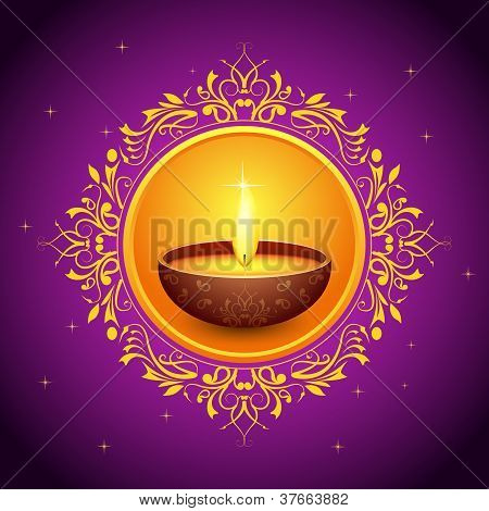 Holy Diya for Festival