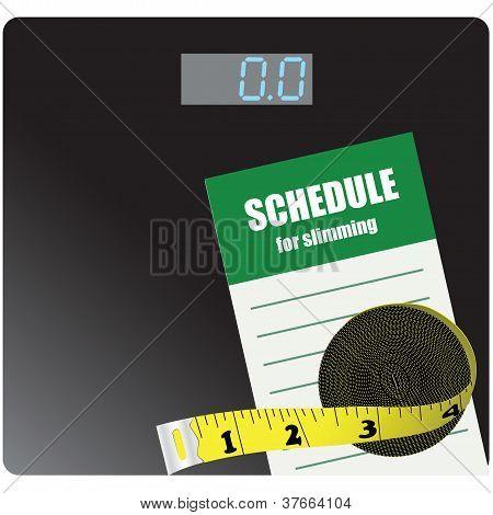 Reminder Of Losing Weight