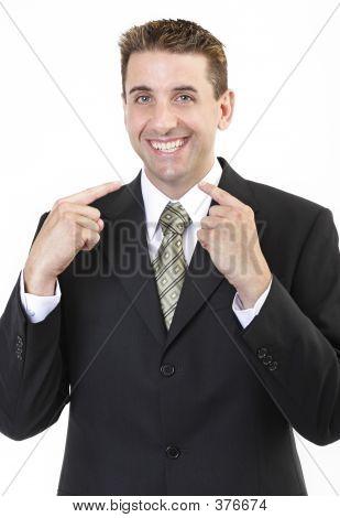 Businessman Portrait 2
