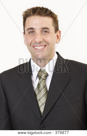 Businessman Portrait 4