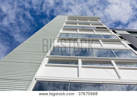 Modern House With Vinyl Siding