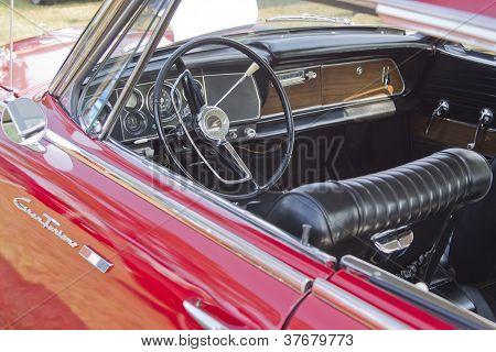 1964 Studebaker Gt Hawk Interior