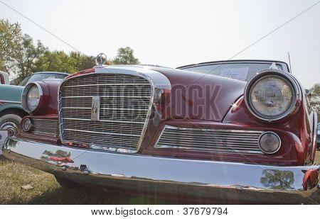 1964 Studebaker Gt Hawk Low Angle
