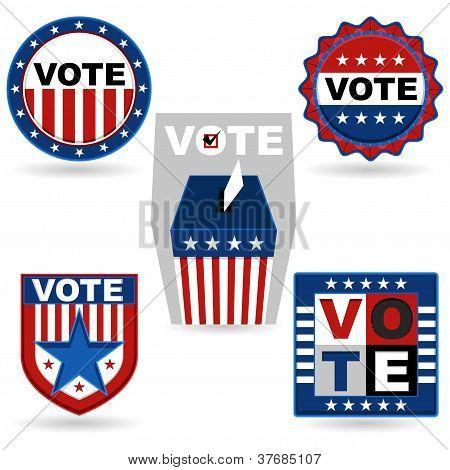Emblema de la elección