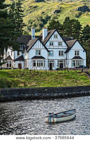 Loch Katrine lakeside, Scotland
