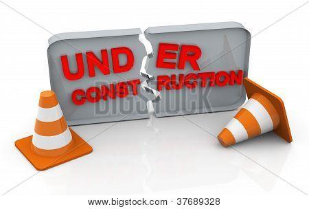 3D Under Construction