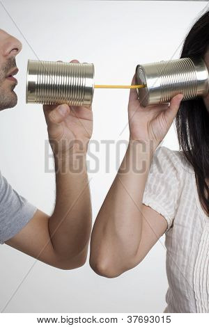 Communication With Tin Cans