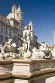 Rome City Fountain