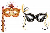 picture of masquerade  - Party masquerade masks  - JPG