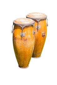 picture of congas  - Set of congas - JPG