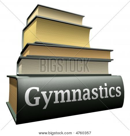 Education books  gymnastics