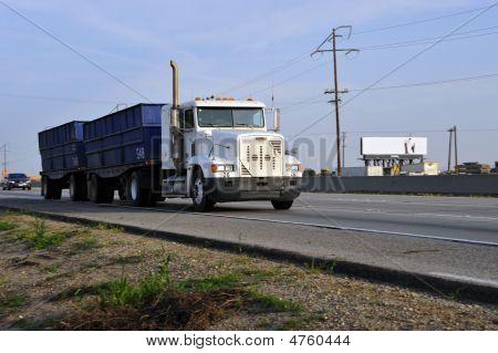 Tractor Trailer Rig