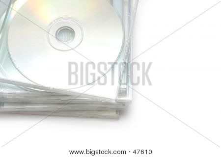 CD Jewel Case Stack II
